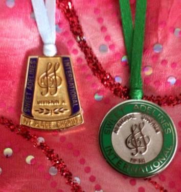 2015 Region 25 medals